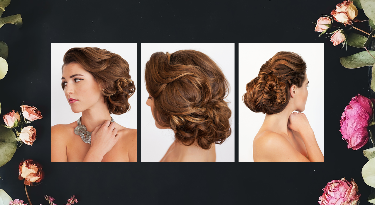 VooDooHair Salon does formal styling (updo's) for wedding ceremonies and receptions